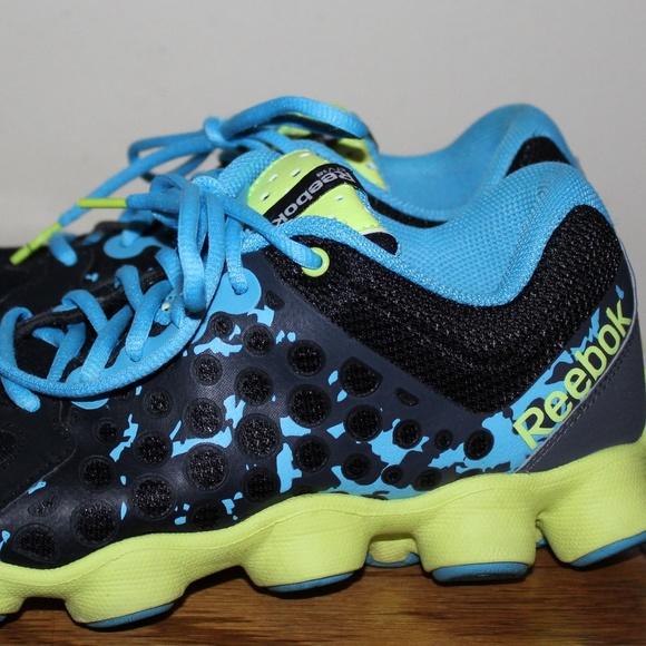 f024725c7fd4 REEBOK Mens Tennis Shoe Athletic Shoe 8.5